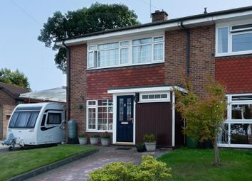 3 bed end terrace house for sale in St. Giles Close, Farnborough, Orpington BR6