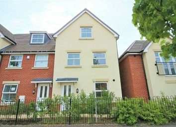Thumbnail 3 bed town house to rent in Hyde Park, Lords Way, Andover
