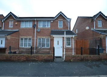 Thumbnail 3 bed property to rent in Gravenmoor Drive, Salford