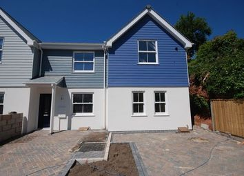 Thumbnail 2 bed end terrace house for sale in Winslade Road, Sidmouth