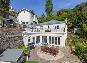 Thumbnail 5 bed detached house for sale in Middle Lincombe Road, Torquay