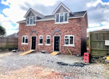 Thumbnail 2 bedroom semi-detached house for sale in Monmouth Avenue, Weymouth