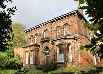 Thumbnail Flat to rent in Philips Park Road East, Whitefield, Manchester