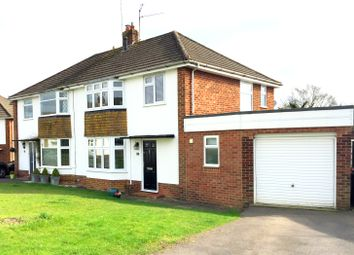 Thumbnail 3 bedroom semi-detached house for sale in Uffington Close, Tilehurst