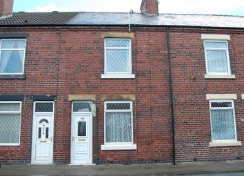 Thumbnail 2 bed terraced house to rent in Denby Dale Road East, Durkar