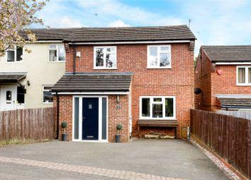 Thumbnail 4 bed semi-detached house for sale in Quarrendon Road, Amersham, Buckinghamshire