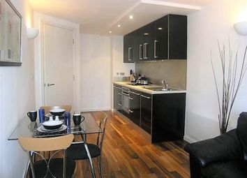 Thumbnail 1 bed flat to rent in Whitehall Waterfront, 2 Riverside Way, Leeds
