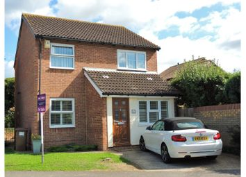 Thumbnail 4 bed detached house for sale in Cloisterham Road, Rochester