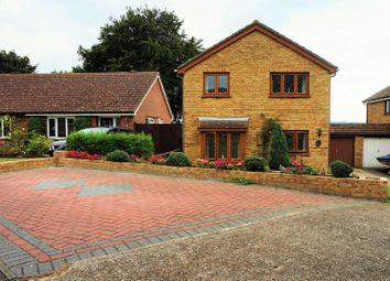 Thumbnail 4 bedroom detached house for sale in Hamelin Road, Darland, Gillingham