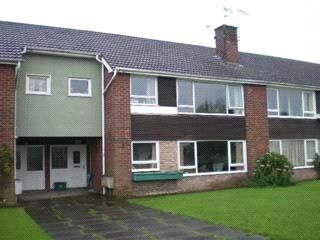 Thumbnail 2 bed flat to rent in Grovelands Crescent, Bushbury, Wolverhampton