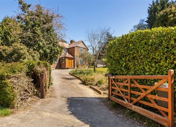 Thumbnail 3 bed detached house for sale in Pains Hill, Oxted, Surrey