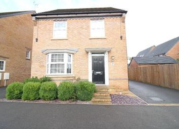 Thumbnail 4 bed detached house to rent in Poppy Field Avenue, Llantarnam, Cwmbran