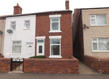 Thumbnail 2 bed end terrace house to rent in Charlesworth Street, Bolsover, Chesterfield