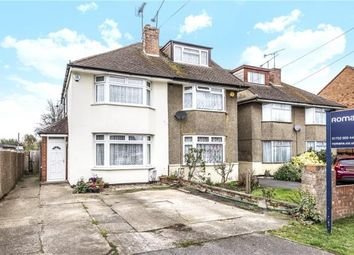 Thumbnail 3 bed semi-detached house for sale in Wolf Lane, Windsor, Berkshire