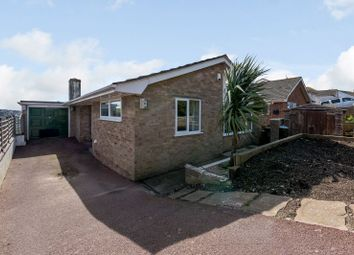 Thumbnail 4 bed detached house for sale in Tumulus Road, Saltdean, Brighton