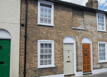 Thumbnail 2 bed terraced house for sale in Cross Street, Canterbury