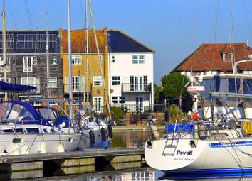 Thumbnail 4 bed terraced house for sale in St. Lawrence Way, Sovereign Harbour North, Eastbourne