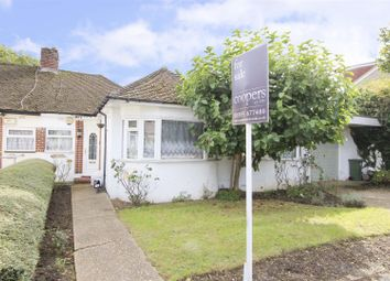 Whitby Road, Eastcote HA4. 3 bed semi-detached bungalow