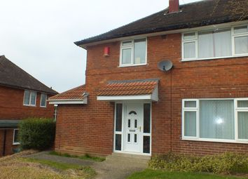 Thumbnail 3 bedroom semi-detached house to rent in Foxcroft Mount, Leeds, West Yorkshire