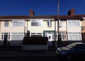 Thumbnail 3 bed terraced house for sale in Heliers Road, Old Swan, Liverpool, Merseyside