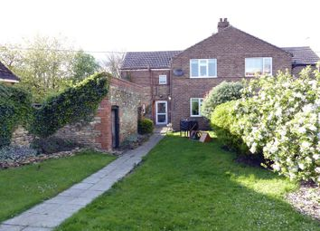 Thumbnail 3 bed semi-detached house for sale in Church Lane, Glentham, Market Rasen