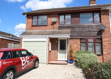 Thumbnail 4 bed semi-detached house to rent in Barneby Avenue, Bartestree, Hereford