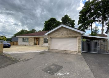 Thumbnail 4 bed detached bungalow for sale in Silverwells Crescent, Bothwell, Glasgow