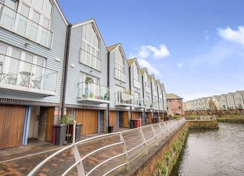 Thumbnail 3 bedroom property to rent in Canal Wharf, Chichester