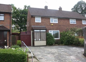 Thumbnail 3 bed semi-detached house to rent in Sheen Road, Orpington