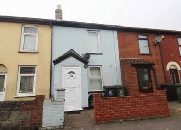 Thumbnail 2 bed terraced house for sale in Camden Road, Great Yarmouth