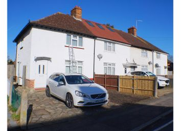 Thumbnail 3 bed semi-detached house to rent in Charter Road, Kingston Upon Thames