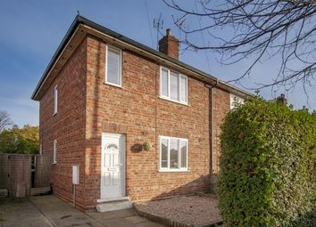 Thumbnail 3 bed semi-detached house for sale in Ropery Road, Gainsborough