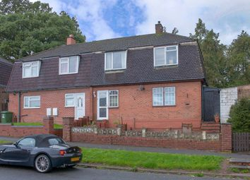 Thumbnail 3 bed semi-detached house for sale in Pine Tree Close, Batchley, Redditch