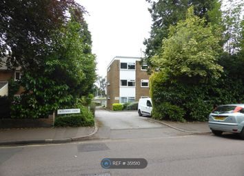 Thumbnail 2 bed flat to rent in Milton Road, Harpenden