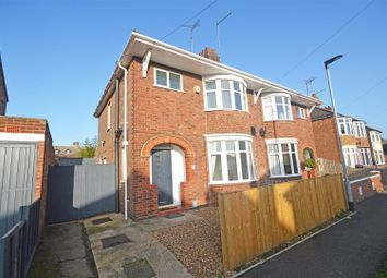Thumbnail 3 bed semi-detached house for sale in Shortacres Road, Fletton, Peterborough