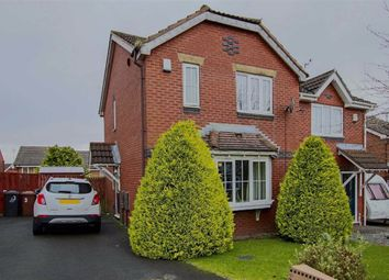 Thumbnail 3 bed semi-detached house for sale in Metcalfe Close, Blackburn