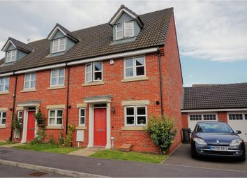 Thumbnail 4 bed semi-detached house for sale in Aldfield Green, Hamilton, Leicester