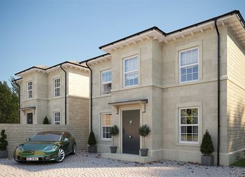 Thumbnail 5 bedroom detached house for sale in Lansdown Road, Bath