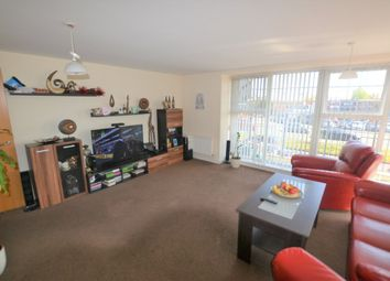 Thumbnail 3 bed flat to rent in Larchmont Road, Leicester