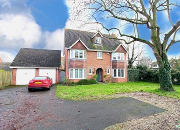 Thumbnail 5 bed detached house for sale in Highgrove Gardens, Stamford