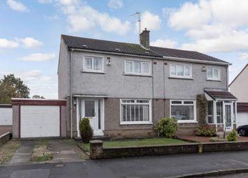 Thumbnail 3 bed semi-detached house for sale in Pentland Drive, Renfrew, Renfrewshire