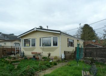 Thumbnail 2 bed detached bungalow for sale in Westhorpe Park, Westhorpe, Marlow