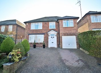 Thumbnail 5 bedroom detached house for sale in Summer Hill, Elstree, Borehamwood