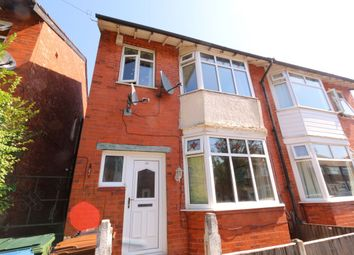 Thumbnail 3 bed semi-detached house for sale in Claremont Road, Stockport