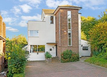 Thumbnail 4 bed detached house for sale in Stockingstone Road, Luton