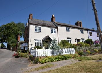 Thumbnail 3 bed cottage for sale in The Green, Walton On The Wolds, Loughborough