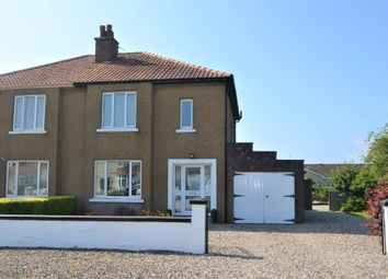 Thumbnail 3 bed semi-detached house for sale in Loch Drive, Helensburgh, Argyll & Bute
