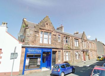 Thumbnail 1 bed flat for sale in 3, High Street, Newmilns KA169EE