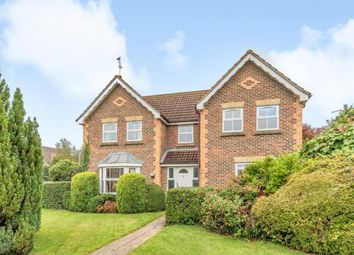 4 bed detached house for sale in Hart Dyke Close, Wokingham RG41