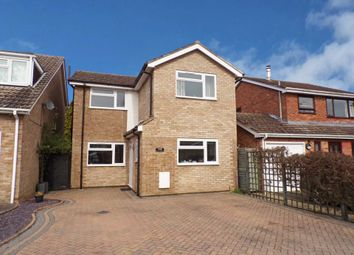 Thumbnail 3 bed detached house for sale in Barry Avenue, Bicester
